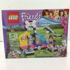 Lego Friends Puppy Championship 41300 185 Pieces Mia Minifig New Factory Sealed