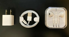 for APPLE iPhone Charger Cables & Wall Cubes & Headphones 5, 6, 7 ,8, x, xs, 11