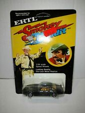 1980 ERTL SMOKEY AND THE BANDIT 1/64 TRANS AM DIE CAST UNPUNCHED NEW ON CARD