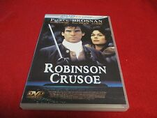 "DVD ""ROBINSON CRUSOE"" Pierce BROSNAN"