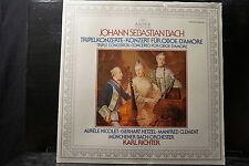 J.S. Bach - Tripelkonzerte/Konzert Für Oboe D´Amore / Richter (still sealed)
