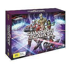 Guardians of the galaxy complete seasons 1 & 2 - Brand new 8DVD boxset - Reg 4