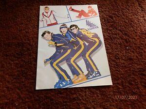 Vintage Luhta Promo brochure from 1977   VGC