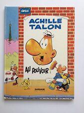 ACHILLE TALON AU POUVOIR T 6 / GREG / BD EO / DARGAUD