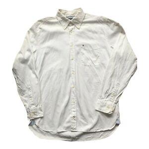 Tommy Hilfiger Men's Shirt Vintage Shirts Smart Formal Shirts Designs