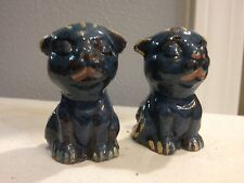 VINTAGE SALT & PEPPER SHAKERS JAPAN FOO ? CAT CATS