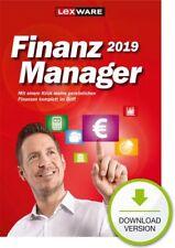 Lexware FinanzManager 2019, Download für Windows (PC) - Dauerlizenz