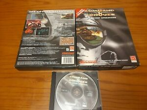 Command & Conquer Covert Ops PC BIG BOX