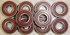 Ten NEW NSK 398T Brown Sealed Bearings Buyer gets 10