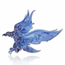Fashion Cute Printing Pattern Eagle Pins Brooch Women Jewelry Xmas Party Gift
