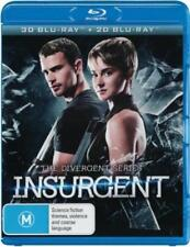 M Rated Action & Adventure 3D Movie DVDs & Blu-ray Discs