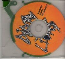 (DO845) Diaty Lions, Guitar Man/Shivers/Rollercoaster - DJ CD