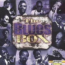 Various Artists, Blues Box, Very Good Box set