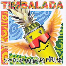 Timbalada Servicio De Animacao Popular CD