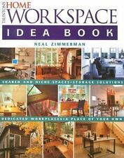 Taunton's Home Workspace Idea Book (Taunton Home Idea Books)