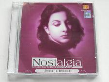 Nostalgia - Shola Jo Bhadke (CD Album) Used Very Good