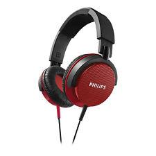 Philips SHL3100RD Headband headphones DJ monitor style SHL3100 Red /GENUINE