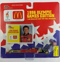 Racing Champions, '96 Olympic Games Edition - Die Cast Top Fuel Dragster - 1:64
