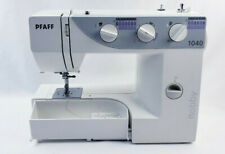 Pfaff Hobby 1040 Electronic Sewing Machine with ONE- STEP BUTTONHOLE