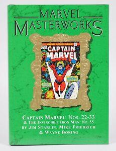 Marvel Masterworks Captain Marvel Vol. 3 95 HC Variant