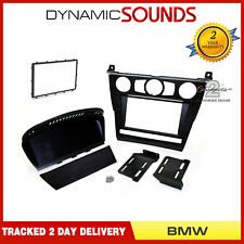 CT23BM14 Double Din Stereo Fascia Kit for BMW 5 Series E60 PRE-facelift 03-2007