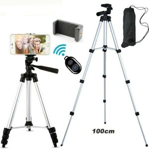 PHOTOGRAPHY MOBILE CAMERA TRIPOD STAND HOLDER ZOOM VEDIO ONLINE LECTURES CLASSES