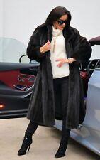 Nerzmantel Luxus Nerz SAGA Mink Fur NEW Pelz Nerz Mantel NEU