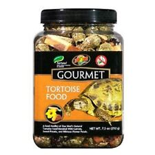 ZOO MED GOURMET TORTOISE 7.5 OZ ENRICHMENT VITAMIN FOOD. FREE SHIP IN THE USA