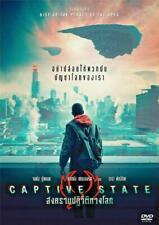 Captive State (2019) DVD R0 PAL - John Goodman, Ashton Sanders, Sci-fi Thriller