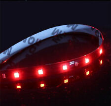Knight Rider Led Lights (Red/White Silicone Backing) (BCH1210)