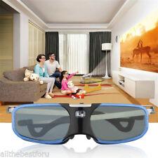 3D DLP-Link 120Hz Active Shutter Glasses 20M USB For DLP Link Projector Optama