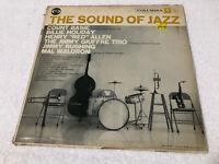 LP THE SOUND OF JAZZ RARE ORIGINAL COLUMBIA RED LABEL ALBUM (M) SEE ALL PICS!!