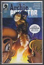 ARCHIE vs PREDATOR #1 FCG/4CG LE VARIANT Dennis Calero COVER