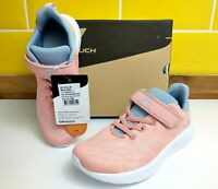 Kids Pro Touch Trainers OZ 1.O V/L Junior Sizes 11 - 2 Casual Shoes JR Rose NEW