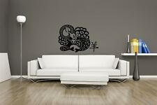 Chinese Zodiac Goat Vinyl Sticker Decal / Wall Art