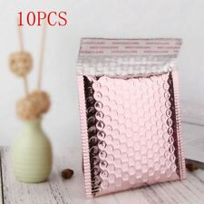 Rose Gold Bubble Envelope Padded Shipping Bag Foil Bubble Mailer For Packaging