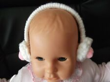 EAR MUFFS FOR LARGE BABY DOLL#1