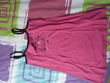 Chemise de nuit bretelles rose Hello Kitty 10 ans