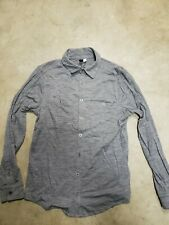 Ibex Od Heather Long Sleeve Merino Wool Shirt