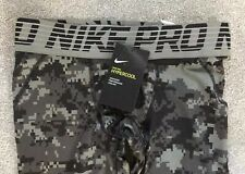 Mens Nike Pro Hypercool Digital Camo 3/4 Tights Gym Running Sports Training XXL