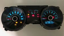 2013 2014 Ford Mustang Speedometer Gauge Cluster 3.7L DR33-10849-AA AB AC AD