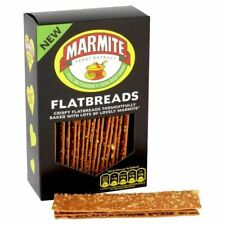 Marmite Flatbreads 140g - Pack of 6