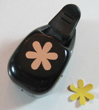 Stampin Up MEDIUM 6 PETAL FLOWER Paper Punch, Whale Style Retired SU Daisy