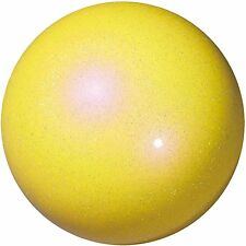 Sasaki Japan Rg Rhythmic Gymnastics Ball Aurora Dia:18.5cm M-207Au Yellow