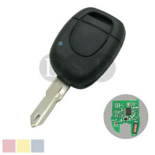 1 Button Remote Key Fob 433MHz PCF7946 Chip fit for RENAULT Master Clio Kangoo