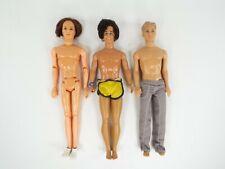 Vintage Barbie Ken Dolls & Young Sweethearts Doll Lot H