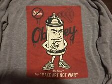 RARE Obey Mr. Spray Sweatshirt Medium
