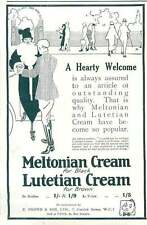 WW1 Meltonian Cream Lutetian Keeps The Feet Dry Ad