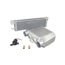 Liquid Heat Exchanger Water to Air Intercooler + pump
