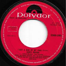 JAMES BROWN - I GOT A BAG OF MY OWN / I KNOW IT'S TRUE - ORIGINAL 70s FUNK SOUL